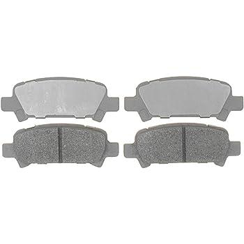 Disc Brake Pad Set-QuickStop Disc Brake Pad Rear Wagner ZX770