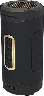 Scosche BoomBottle H2O+ Rugged Waterproof Wireless Speaker Black/Gold
