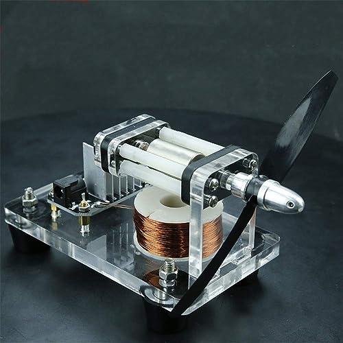 KINGDUO Stark-71 Single Coil Engine Model Brushless Hall Motor Hall Sensor Stem Science Toy