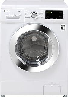 LG F14G6TDM2NE Waschtrockner - 8 kg Waschen / 5 kg Trocknen - Weiß, 1400 U/Min