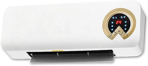 yankai Calefactor Cerámico De Pared Ready, Calentador De Pared para Baño Y Baño, Calefacción Potente PTC, Suministro De Aire De 90 °