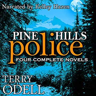 Pine Hills Police: Four Complete Novels audiobook cover art