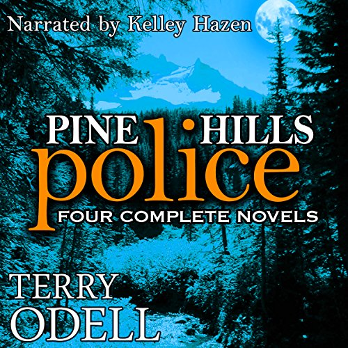 Pine Hills Police: Four Complete Novels  By  cover art