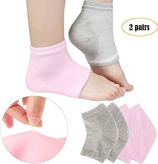 Codream Vented Moisturizing Socks Lotion Gel for Dry Cracked Heels, Spa Gel Socks Humectant Moisturizer Heel Balm Foot Tre...