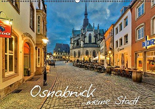 Osnabrück ...meine Stadt (Wandkalender 2016 DIN A2 quer): Ein Kalender mit hochwertigen Fotografien aus Osnabrück (Monatskalender, 14 Seiten ) (CALVENDO Orte)