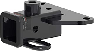 CURT 13434 Class 3 Trailer Hitch, 2-Inch Receiver, Compatible with Select Jeep Gladiator JT Pickup Truck