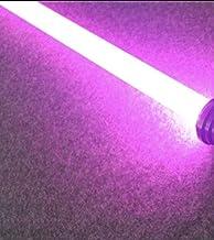 Metalen Aluminium Gevest Licht Sabel, Gloeiend Geluid Speelgoed Cadeau, Cosplay Speelgoed Lichtzwaard Met Geluid, Oplaadba...