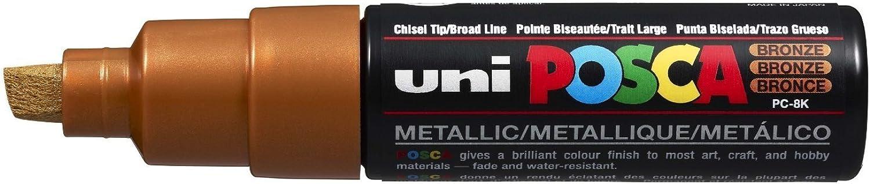 Uni-Marker 6er Set pte breit abgeschrägt POSCA PC8 K K K 8 mm bronze B00T4HFFUU       Erste Klasse in seiner Klasse  9abf70