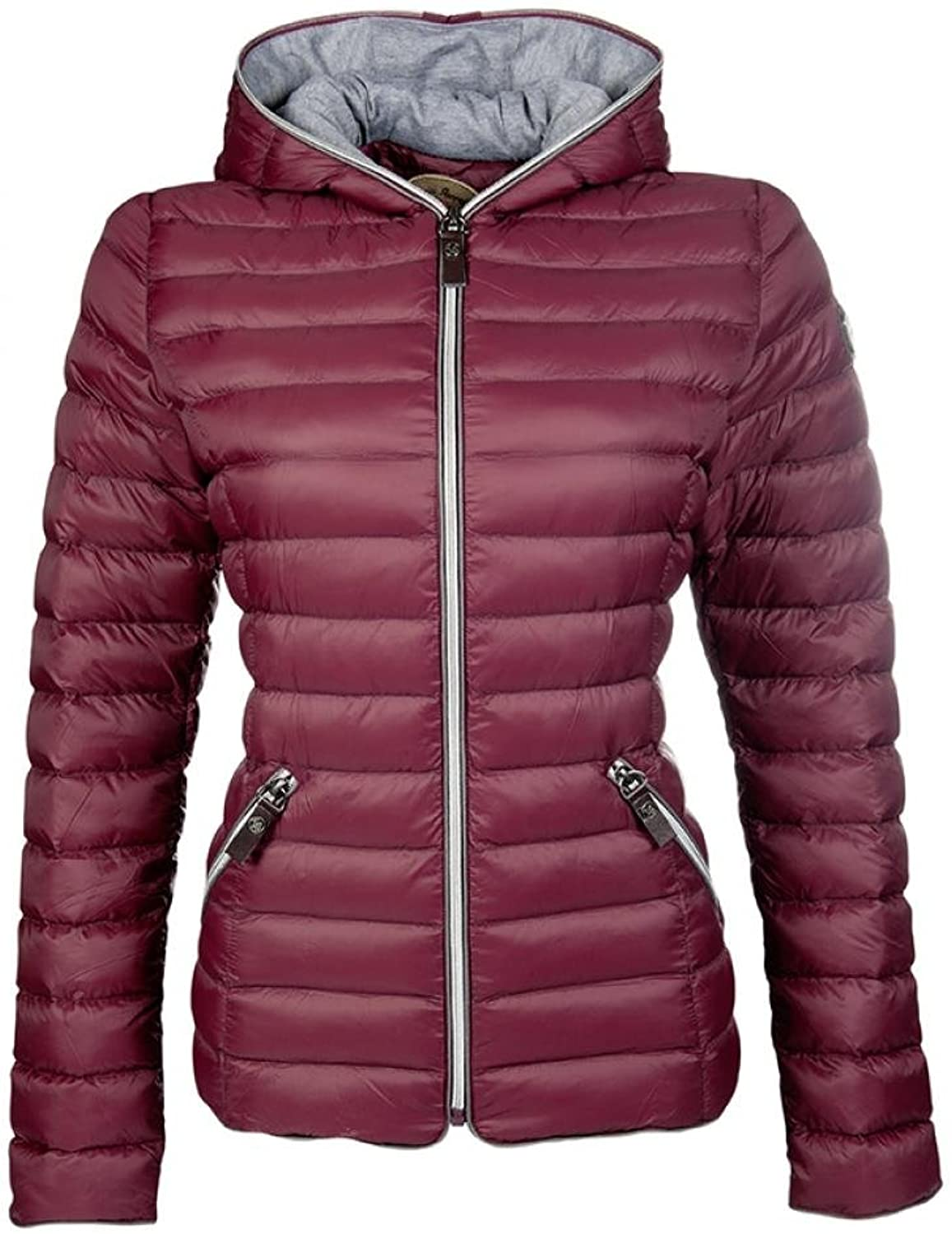 Lauria Garrelli by HKM quilted jacket, Scotland