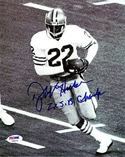 Dwight Hicks Signed 8x10 Photo 49ers 2x SB Champs - PSA/DNA Authentication - Autographed NFL Football Photos