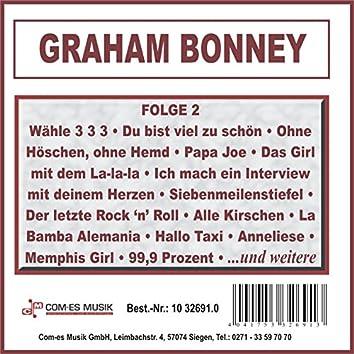 Graham Bonney, Folge 2