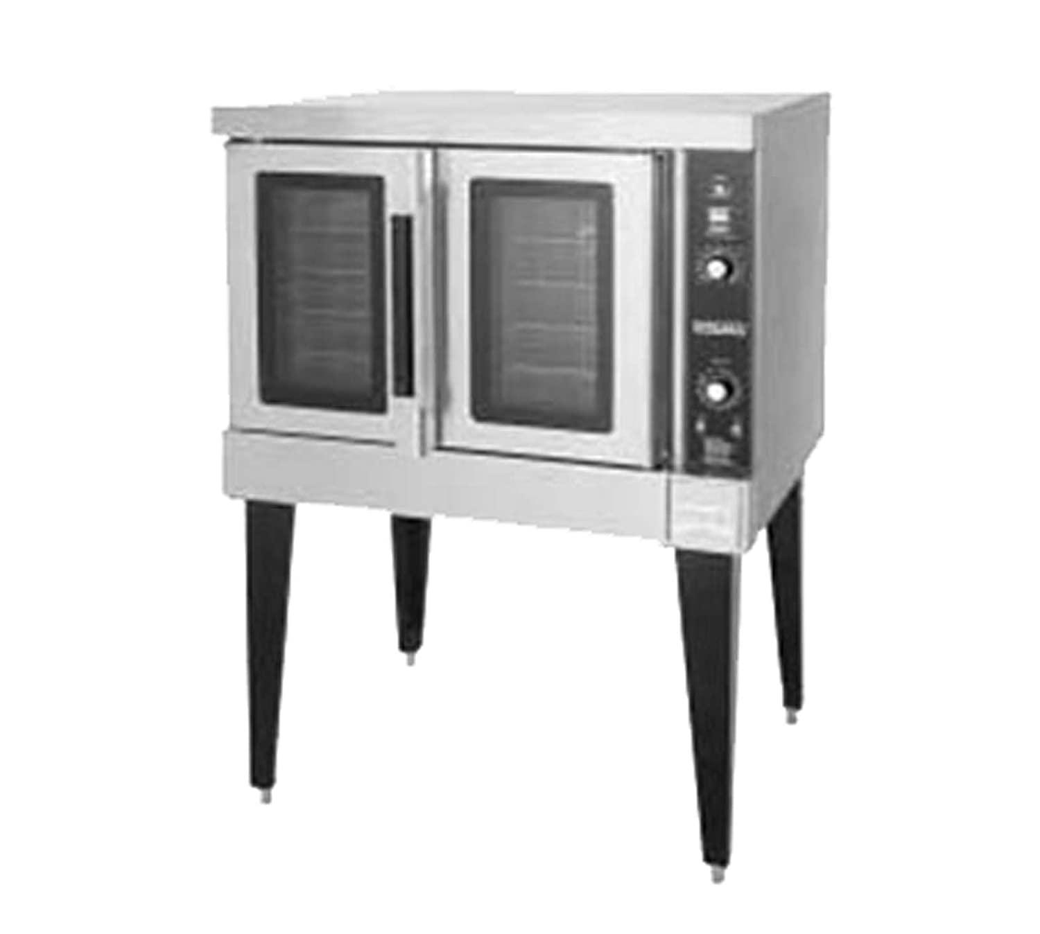 Hobart HGC501-PROPANE Oven Same day shipping Convection Topics on TV