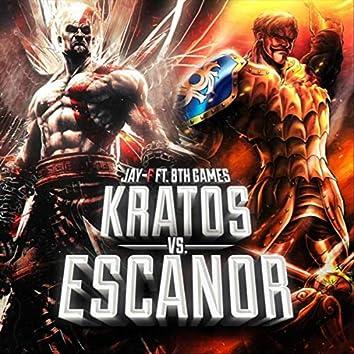 Kratos vs. Escanor (feat. Bth Games)