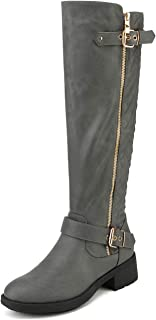 Women's Knee High Riding Boots