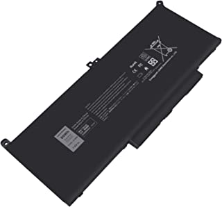 Laptop Battery for Dell Latitude 12 7000 7280 7290/13 7000 7380 7390 P29S002/14 7000 7480 7490 P73G002 Series DM3WC DM6WC ...