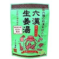 [5袋] 国内産 六漢生姜湯(16g×5入)