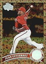 2011 Topps Cognac Diamond Anniversary #291 Juan Gutierrez Arizona Diamondbacks (Update Series Only) MLB Baseball Card NM-MT