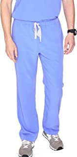 FIGS Pisco Basic Scrub Pants for Men – Tailored Fit, Super Soft Stretch, Anti-Wrinkle Medical Scrub Pants