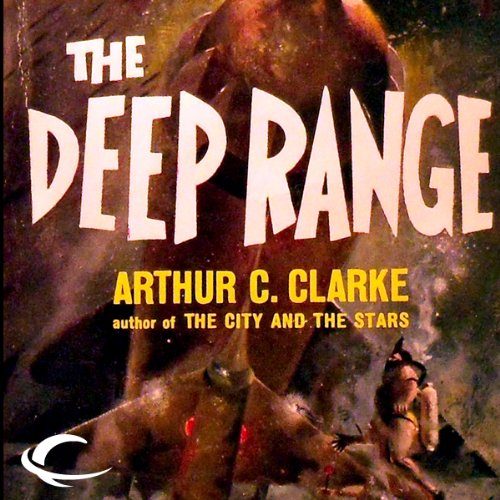 The Deep Range audiobook cover art