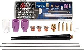 CK AK-4GS Accessory Kit 2 Series Gas Saver (1/16, 3/32, 1/8)