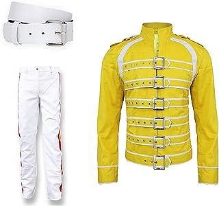 Freddie Mercury Concert Queen Cotton Costume