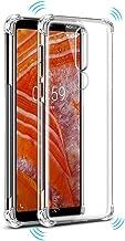 Crystal Transparent Slim Anti Slip Airbag Case Shockproof Back Cover Soft TPU Phone Case for Nokia 3 N3 TA-1020 1028 1032 1038 Global AM 5.0