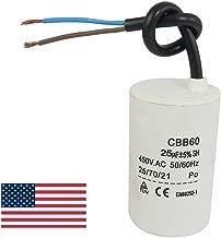 cbb60 capacitor 450vac 25uf
