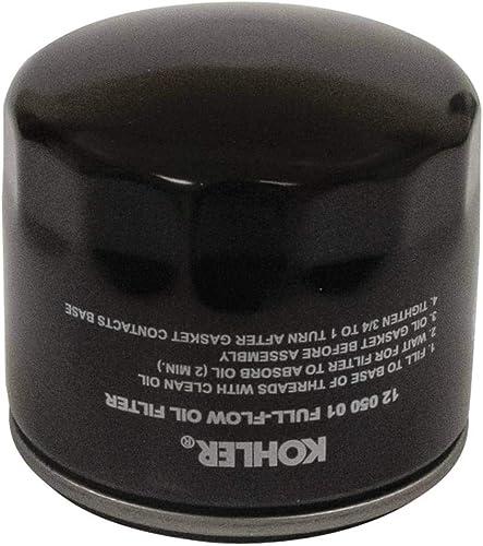 high quality Stens 055-105 Oil Filter, Kohler outlet online sale online 12 050 01-S online