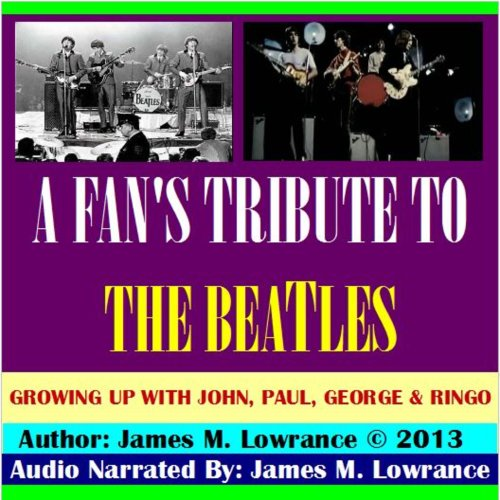 A Fan's Tribute to the Beatles cover art
