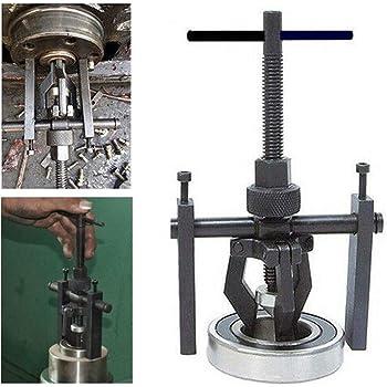 Lnlyin Mini Bras Extracteur de roulement DE VOITURE Truck Gear de rechange outils deux griffes Extracteur de roulement Outil /à Main Vice