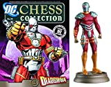 DC Comics Chess Figurine Collection Nº 39 Deadshot