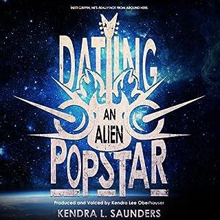 Dating an Alien Pop Star cover art