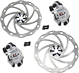 TEKTRO LYRA MD-C500 Cyclocross CX Road Mechancial Disc Brake Set Front and Rear, SL, MH1874-T