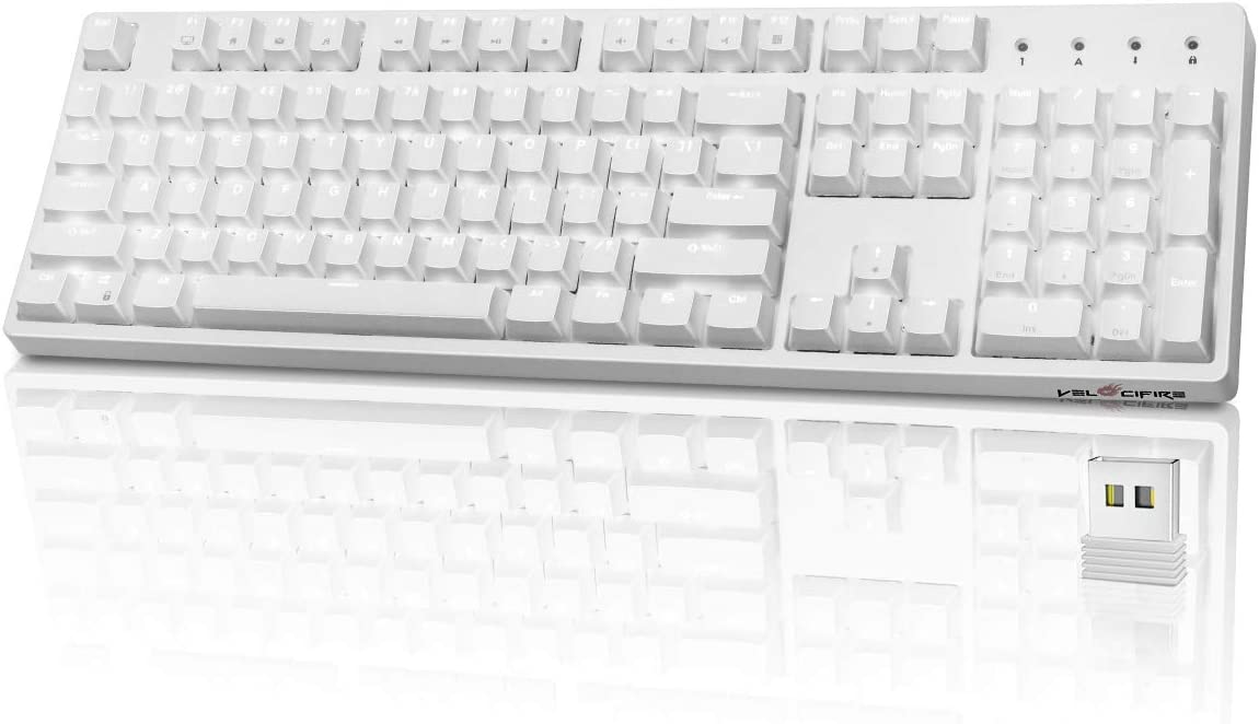Velocifire VM02WS White