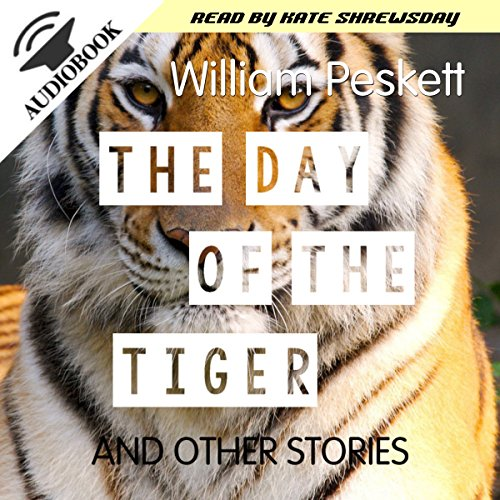 The Day of the Tiger audiobook cover art