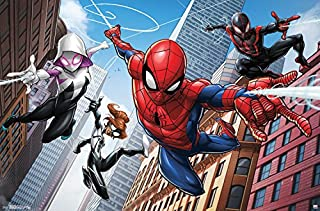 Trends International Spider-Man Web Heroes Wall Poster 22.375
