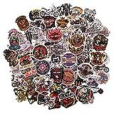 Pegatinas moto Harley pegatina casco vinilos para motos adhesivos motocicleta quadr ATV coche auto portatil bicileta chopper