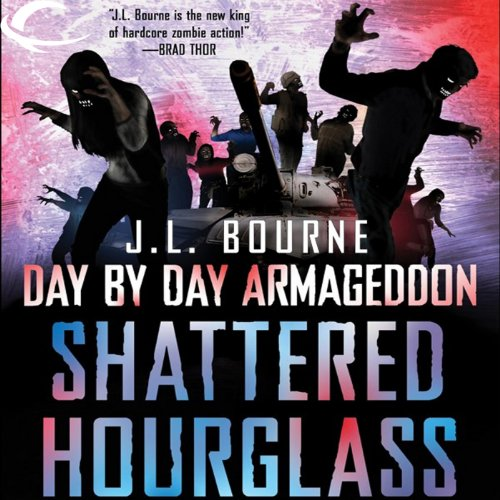 Couverture de Shattered Hourglass
