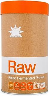 Amazonia RAW Fermented Paleo Protein Salted Caramel Coconut, 500g