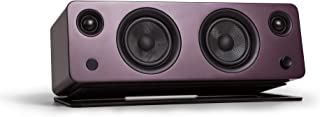 Kanto SYD Powered Speaker with Bluetooth and Phono Preamp (Matte Burgundy)