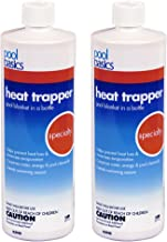 Pool Basics 2706PB-02 Heat Trapper Pool Solar Blanket In A Bottle Liquid Solar Cover, 1-Quart, 2-Pack