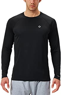 Naviskin Men's Sun Protection UPF 50+ UV Outdoor Long Sleeve T-Shirt