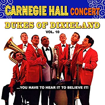 Carnegie Hall Concert, Vol. 10