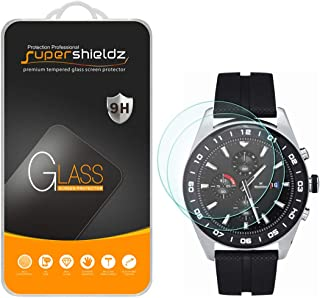 (2 Pack) Supershieldz for LG Watch W7 Tempered Glass Screen Protector, Anti Scratch, Bubble Free