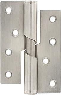 YSJJMES Deurscharnieren 4 Inch Lift deur scharnier badkamer RVS 304 Stijgende butt off automatische afneembare zelfsluiten...