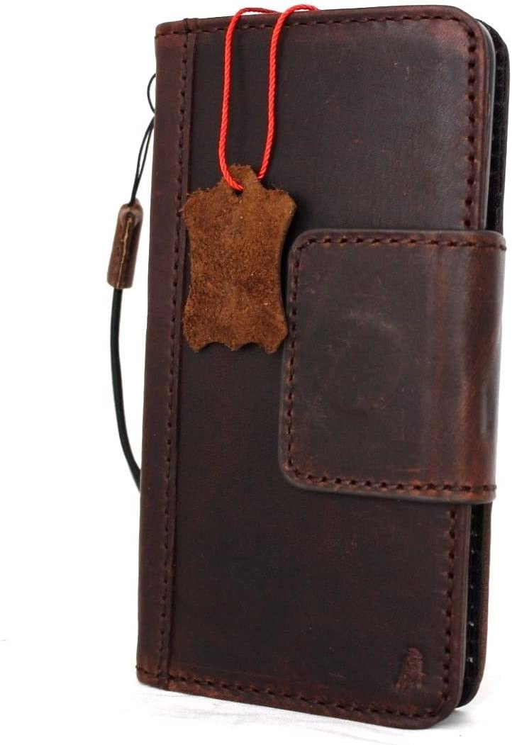 2021 spring and summer new Genuine Wholesale Natural Real Leather Case for Samsung Plus S8 Galaxy Boo