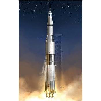 ドラゴン 1/72 アポロ11号 サターンV型ロケット プラモデル DR11017