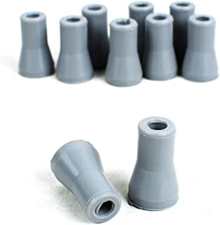 Dental Oral Saliva Ejector Replacement Rubber Valve Snap Tip Adapter 10pcs