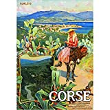 DELLEPIANE - Korsika Poster 50 x 70 cm