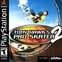 Tony Hawk's Pro Skater 2 PS1 Instruction Booklet (Sony Playstation Manual ONLY - NO GAME) Pamphlet - NO GAME INCLUDED
